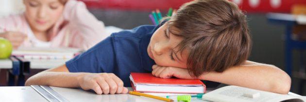 Importancia de los Hábitos de sueño.