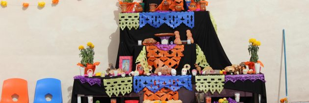 Protegido: Celebración del Día de los Muertos.